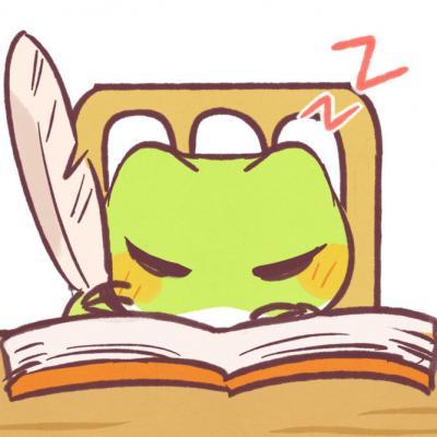 可爱的旅行青蛙头像 超萌-微信qq个性头像-佳炎日志